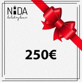 250€ Gift Coupon