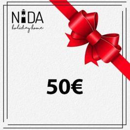 50€ Gift Coupon